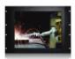 北京奇创17寸上架式工业液晶触摸显示器