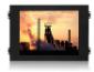 奇创12.1倒装式工业液晶触摸显示器